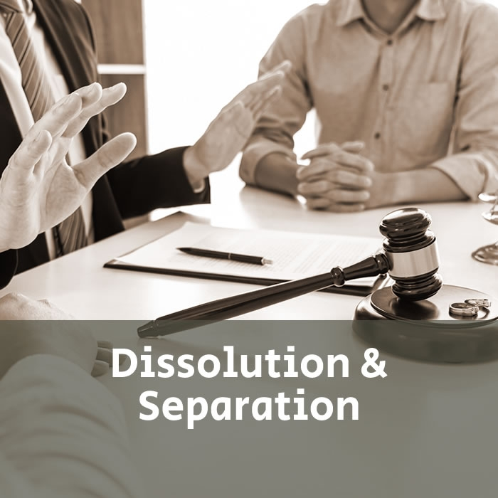 Divorce, Dissolution and Legal Separation | Martinez CA | Contra Costa County
