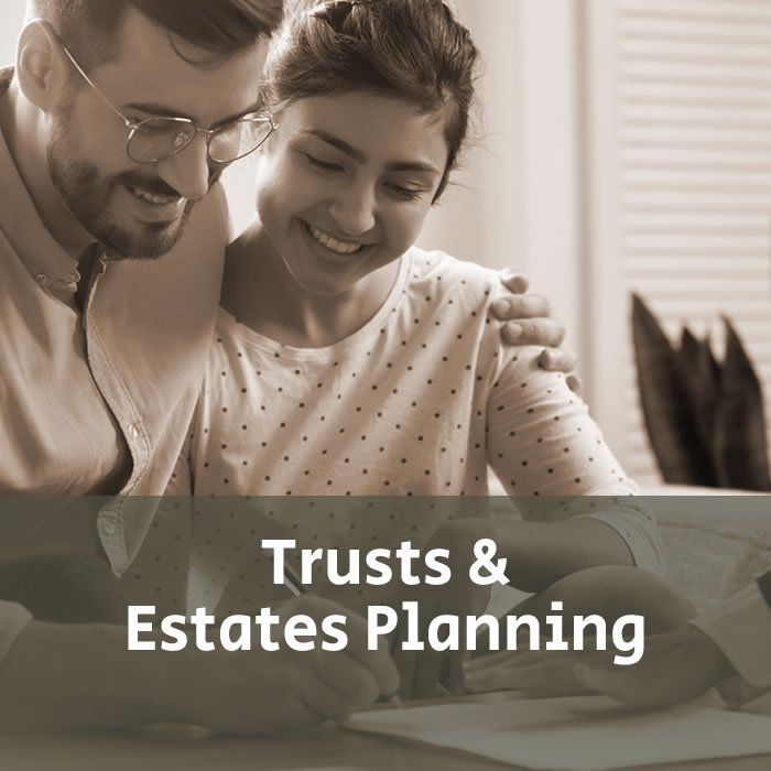 Trusts & Estate Planning | Martinez CA | Contra Costa County